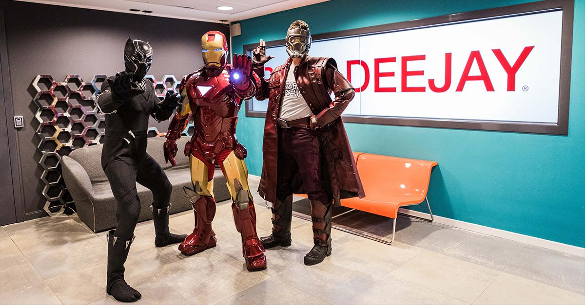 Gli Avengers stanno sbancando il box office al cinema, ma prima sono passati da qui…
