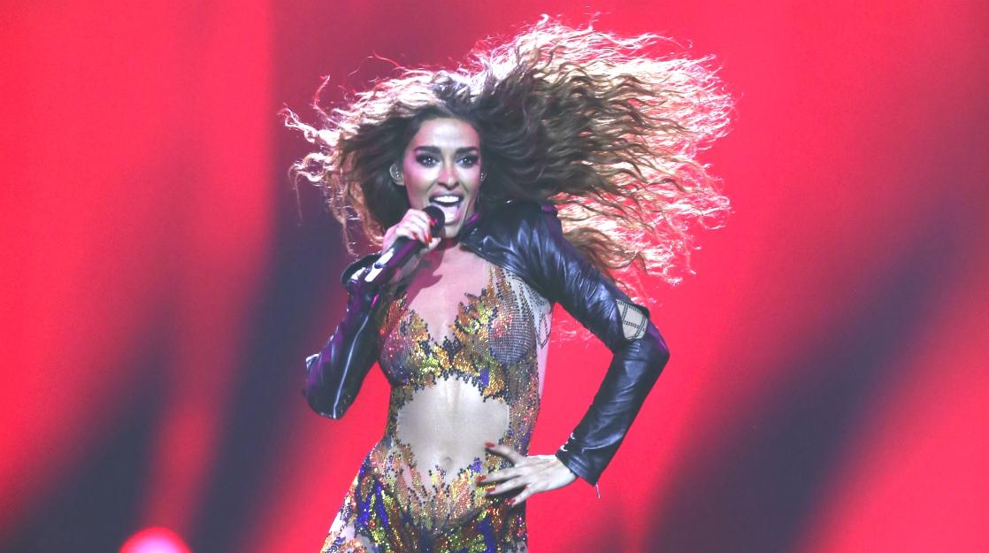 """Chi è Eleni Foureira: la cantante più sexy e """"googlata"""" di Eurovision 2018"""