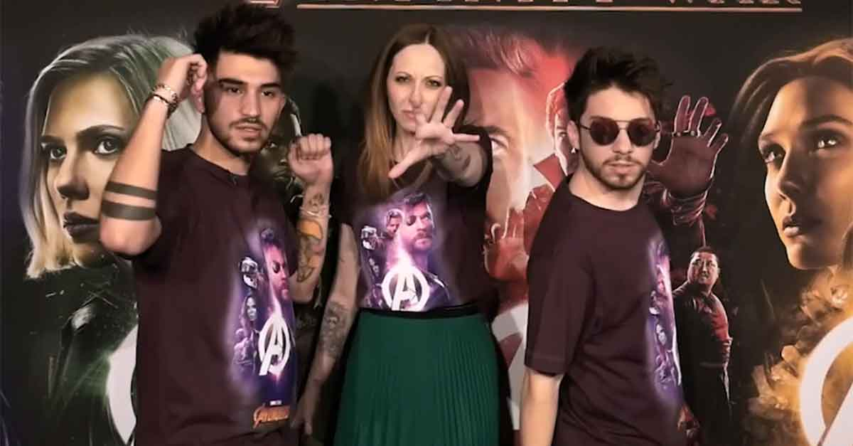 Influencer vs Avengers: il contest della Gialappa's Band