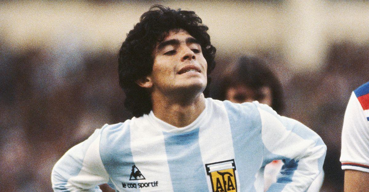 Arriva su Amazon la serie tv dedicata alla vita di Diego Armando Maradona