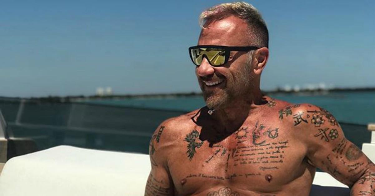 Gianluca Vacchi, in affitto la sua villa in Sardegna: 270mila euro al mese