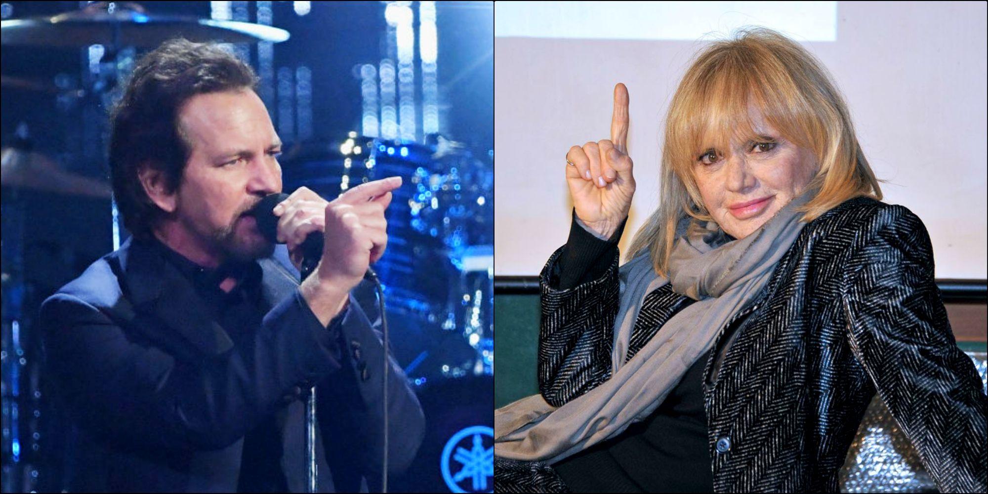"""""""Rita Pavone chi?"""": la cantante risponde agli sfottò dopo l'uscita contro i Pearl Jam"""