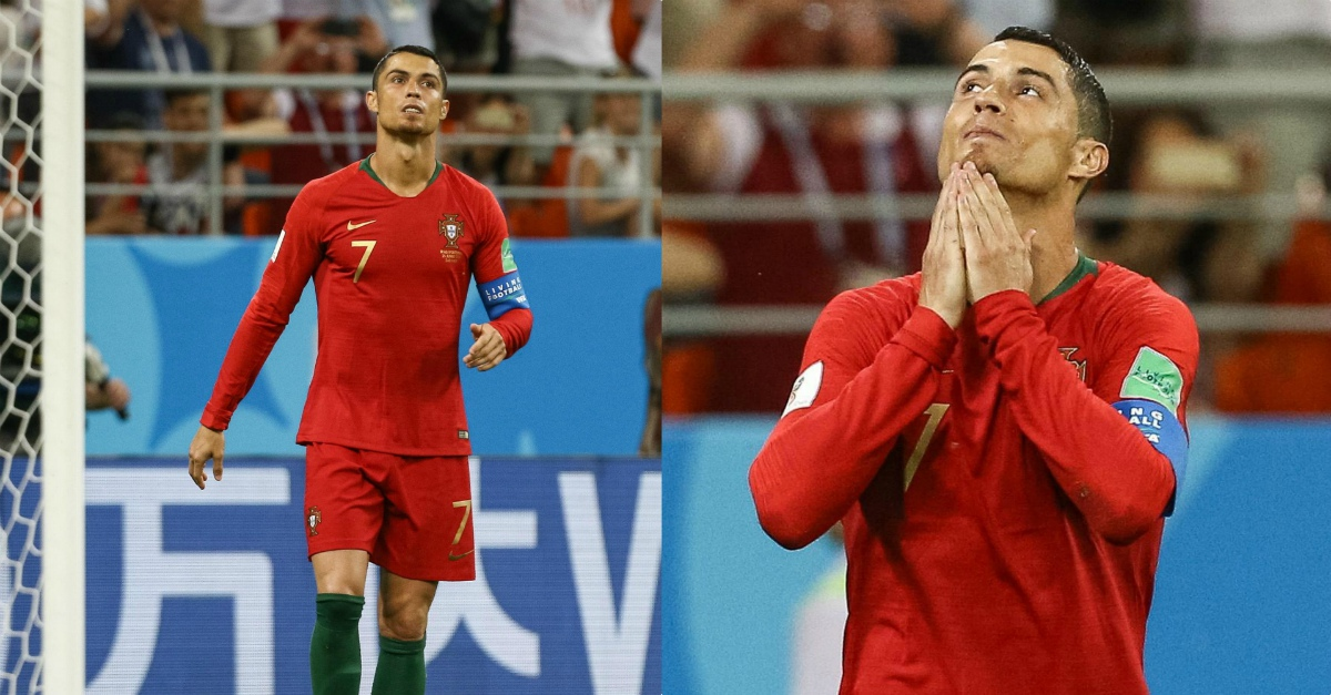 Mondiali 2018. I tifosi dell'Iran mandano in tilt Ronaldo: fallito il calcio di rigore