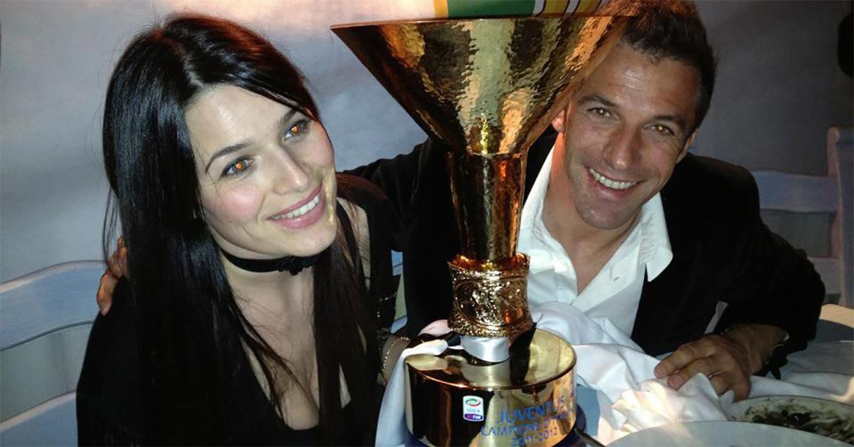 Alessandro Del Piero, dopo 19 anni è finita con la moglie Sonia
