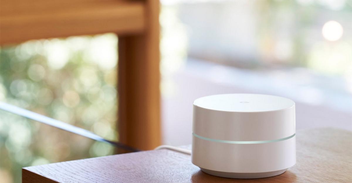 Google Wi-Fi, il router che assicura la connessione perfetta in ogni stanza della casa