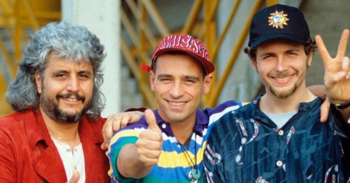 """Jovanotti, video ricordo del 1994 con Pino Daniele: """"Io ti cercherò"""""""