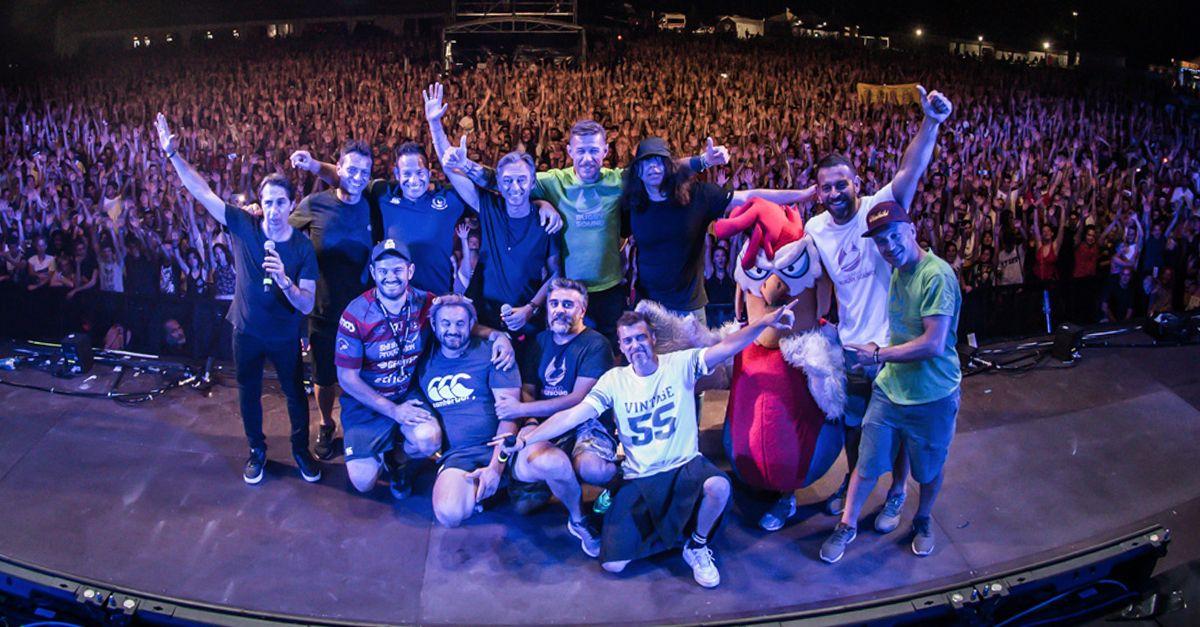 Deejay Time epico a Legnano: 15 mila persone!