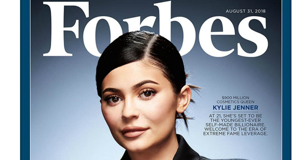 Kylie Jenner batte Zuckerberg: è la miliardaria self-made più giovane d'America secondo Forbes
