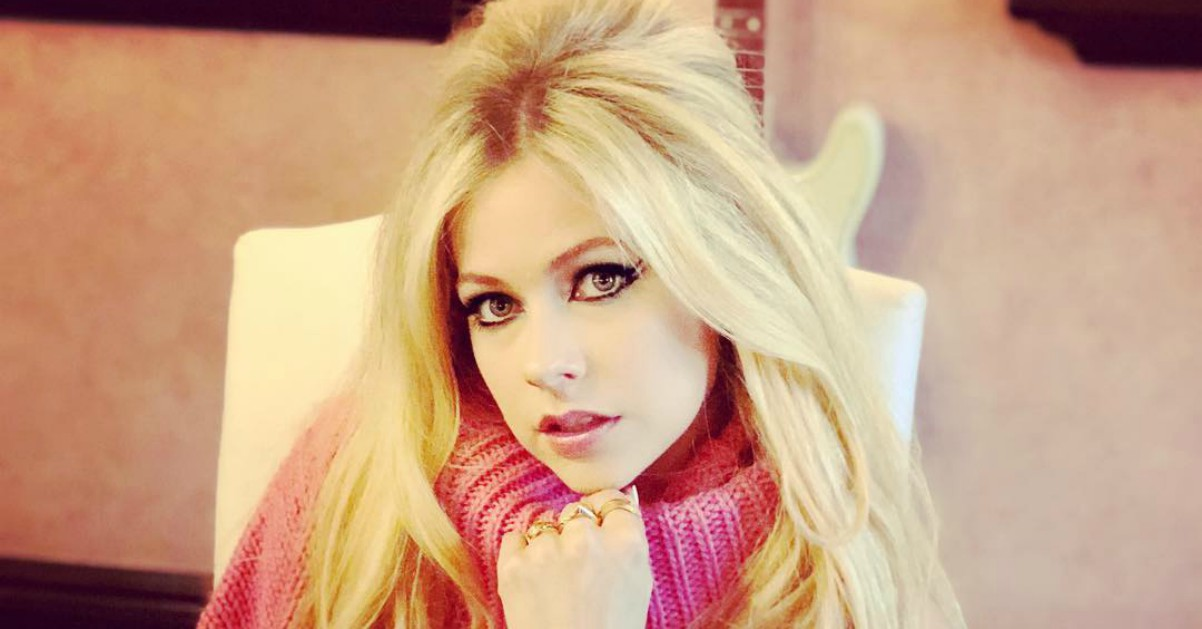 """Il ritorno di Avril Lavigne: """"Non vedo l'ora che sia settembre"""""""