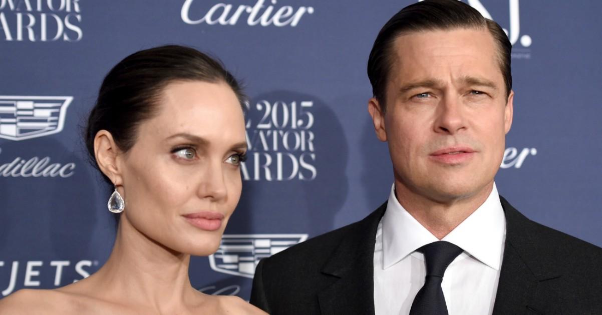 Angelina Jolie dal giudice: Brad Pitt non le passa abbastanza soldi per il mantenimento dei figli