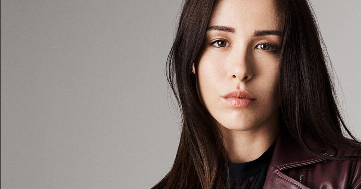 """Aurora Ramazzotti modella per Trussardi Jeans: """"Un onore"""""""