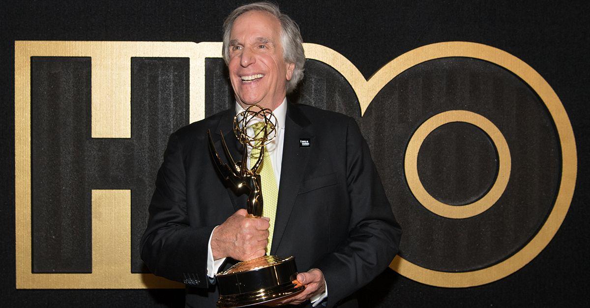 Henry Winkler, Fonzie vince il suo primo Emmy dopo oltre 40 anni dalla prima nomination