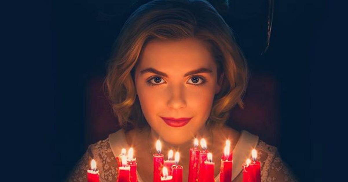 """""""Sabrina vita da strega"""" diventa un horror: le prime immagini della nuova serie di Netflix"""
