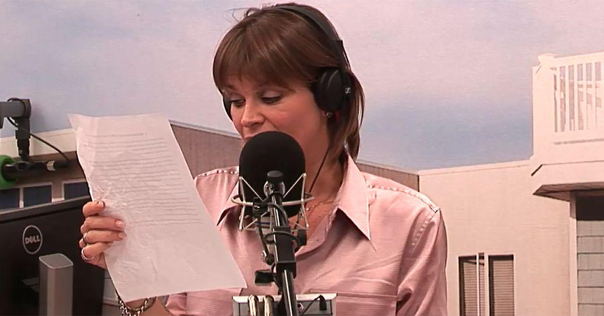Glielo diciamo noi, Alessandra Amoroso si commuove leggendo la lettera di Alice al suo ragazzo