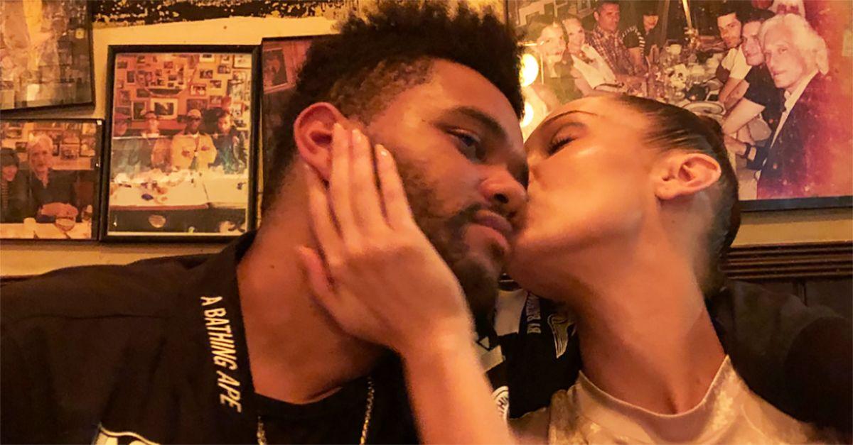 Il nuovo look di The Weeknd dopo la rottura con Bella Hadid