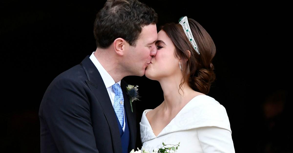 Royal Wedding 2: il grande giorno di Eugenia di York