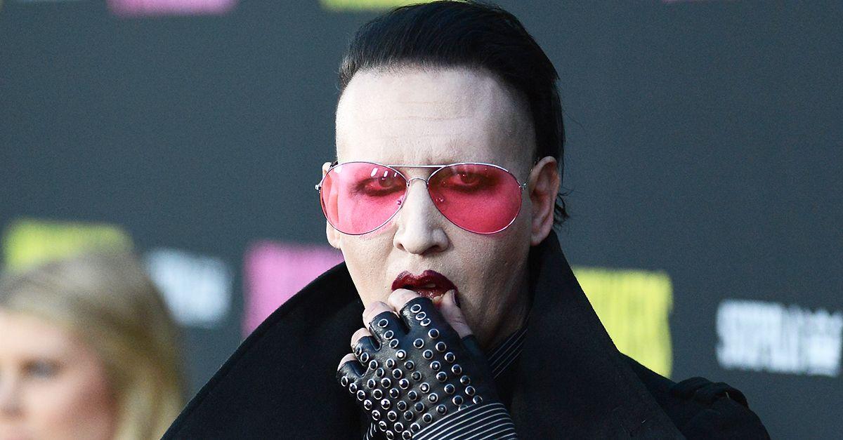 Marilyn Manson ha messo in vendita un dildo con la sua faccia