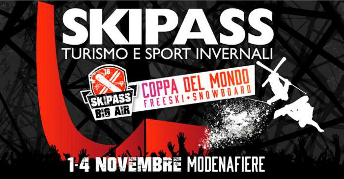 La coppa del Mondo di Big Air arriva a Modena: costruita la più grande rampa in Italia