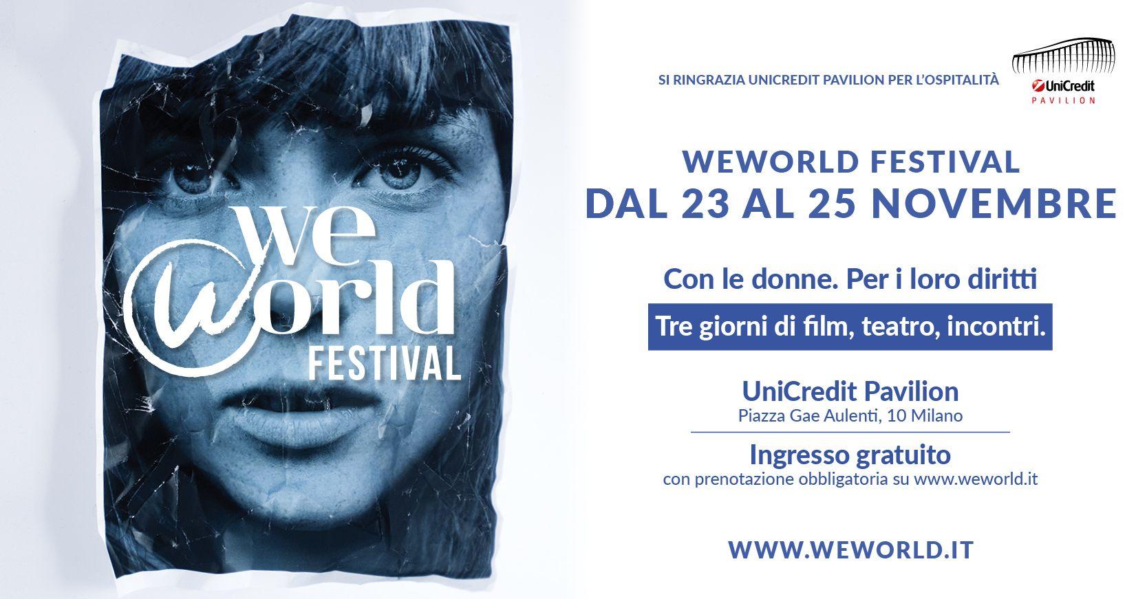 25 novembre: giornata internazionale per l'eliminazione della violenza contro le donne. Ecco le iniziative di WeWorld