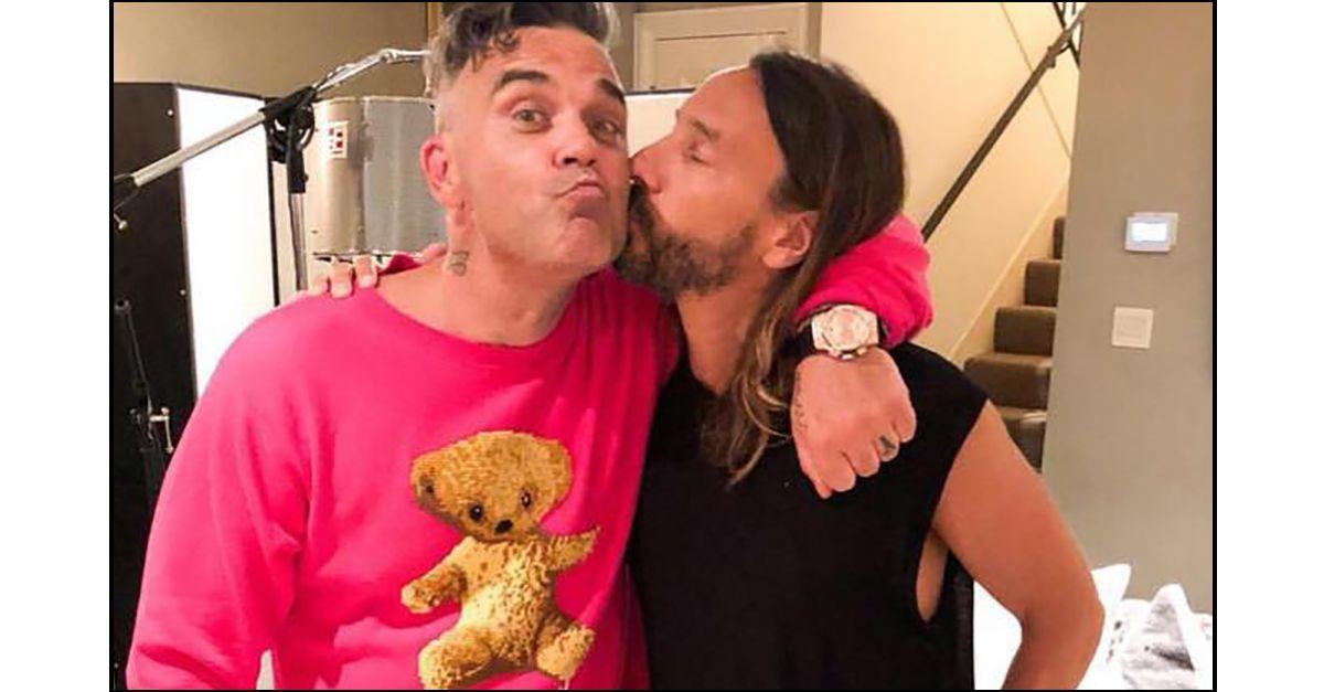 Robbie Williams e Bob Sinclar, presto una canzone insieme?