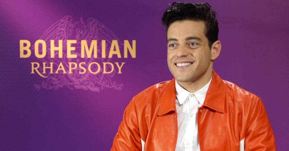 """Bohemian Rhapsody, Rami Malek: """"Diverso è bello e Freddie Mercury era bellissimo"""""""