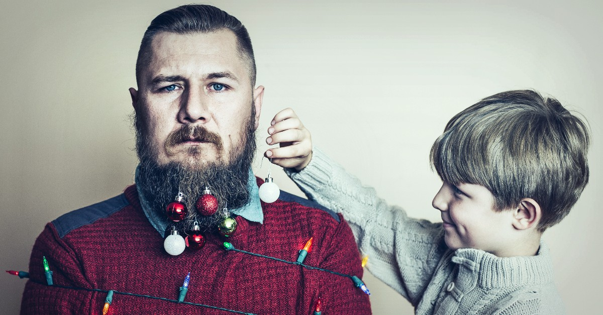 Jingle Beards, jingle all the way! Addobba la tua barba in tempo per le feste