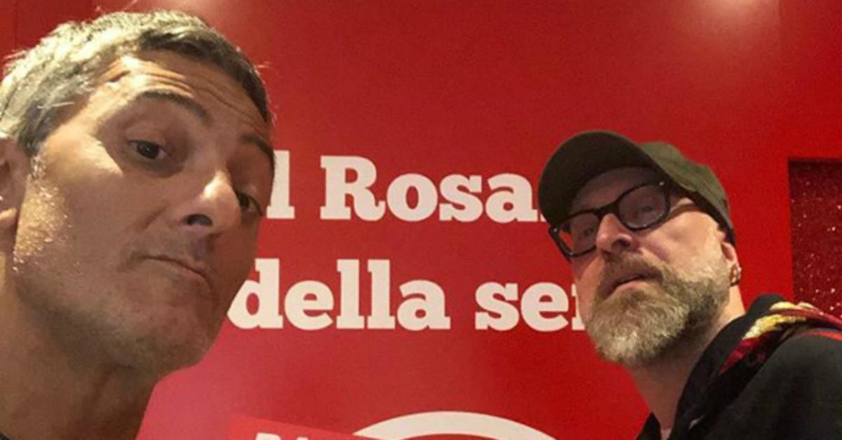 """Mario Biondi live da Fiorello con """"Love is a losing game"""""""