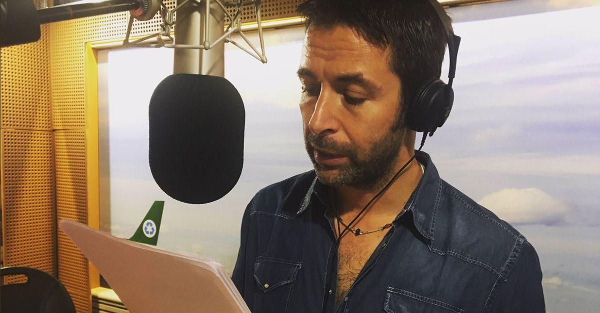 "Pablo Trincia presenta la docu-serie ""Veleno"" a Deejay chiama Italia"