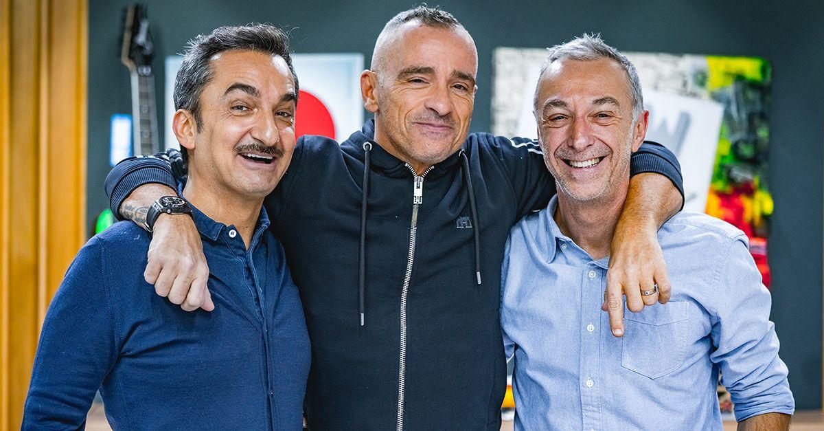 """""""Vita ce n'è"""", il nuovo album di Eros Ramazzotti dedicato a Pino Daniele: l'intervista a Deejay chiama Italia"""