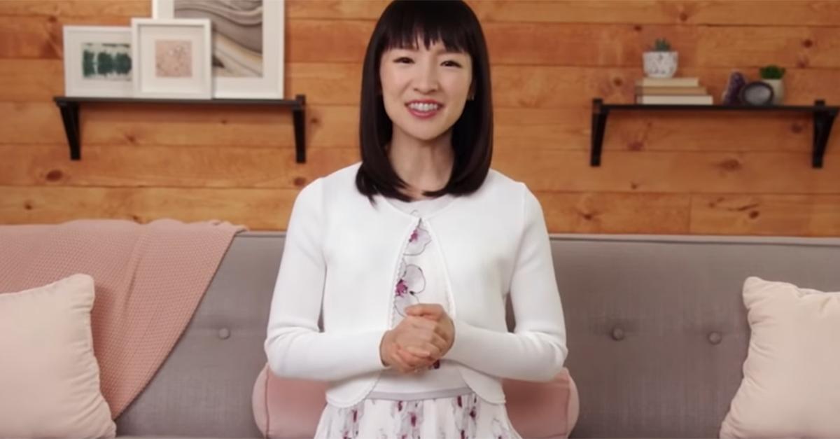 Marie Kondo, il trailer della serie Netflix che vi aiuterà a riordinare casa