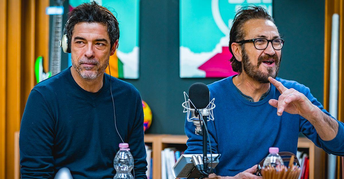 """""""Non ci resta che il crimine"""", il film con Marco Giallini e Alessandro Gassman"""