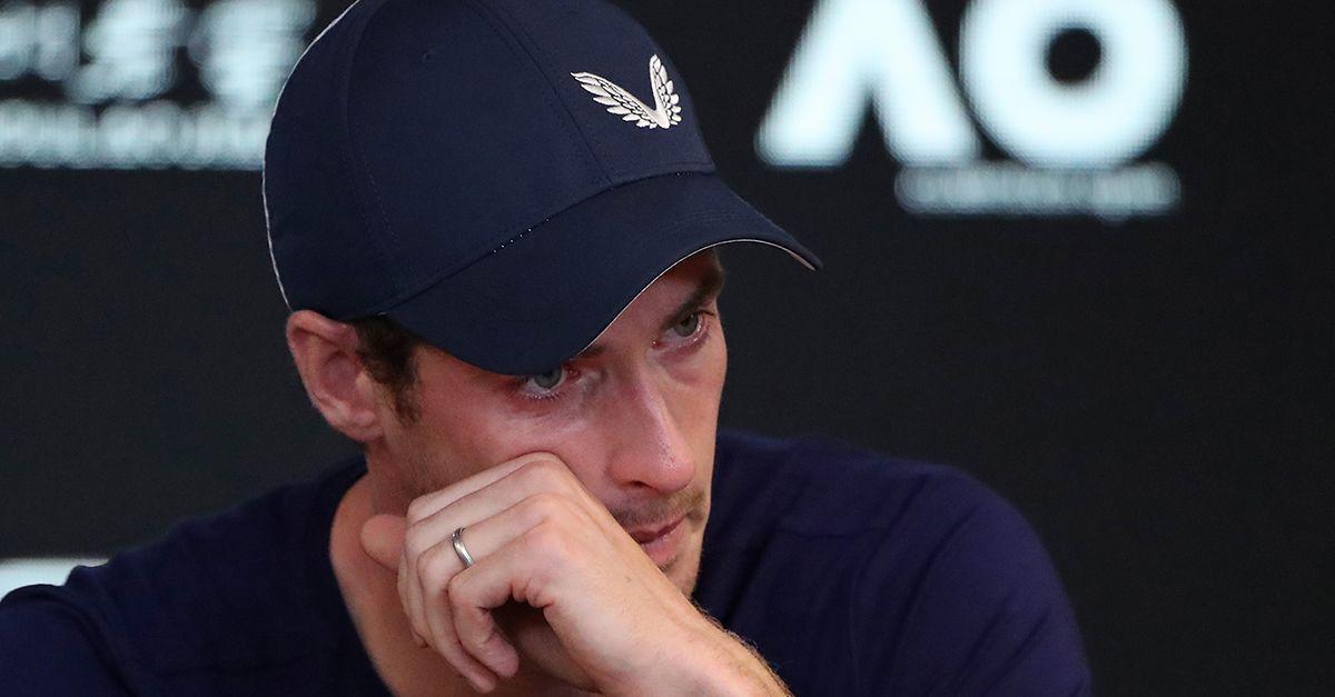 Tennis, Andy Murray conclude ufficialmente la carriera