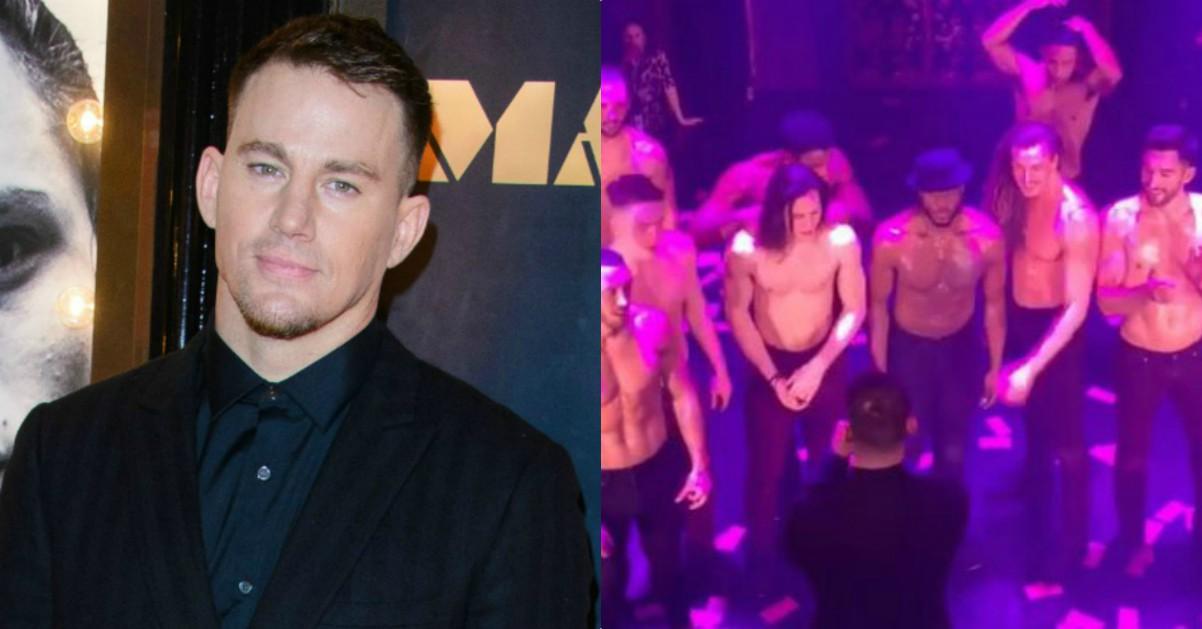 Magic Mike, il musical di Channing Tatum sbarca a Broadway