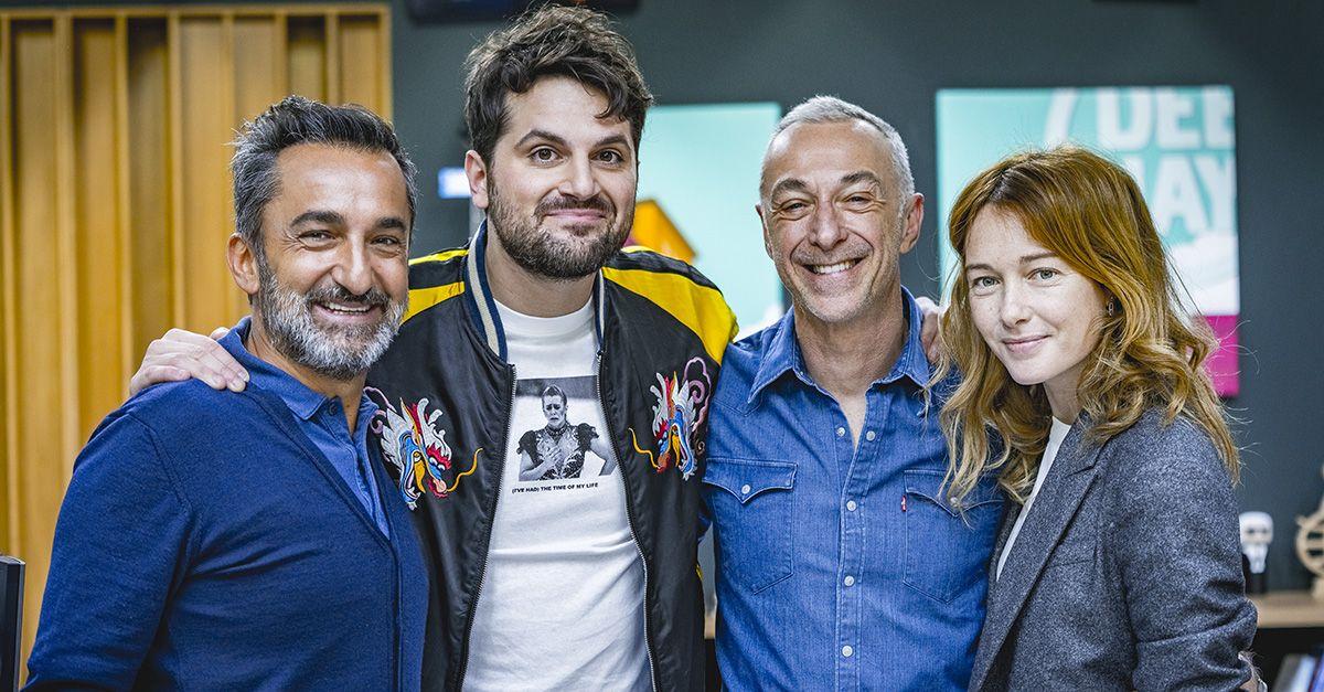 """Cristiana Capotondi e Frank Matano presentano il film """"Attenti al Gorilla"""""""