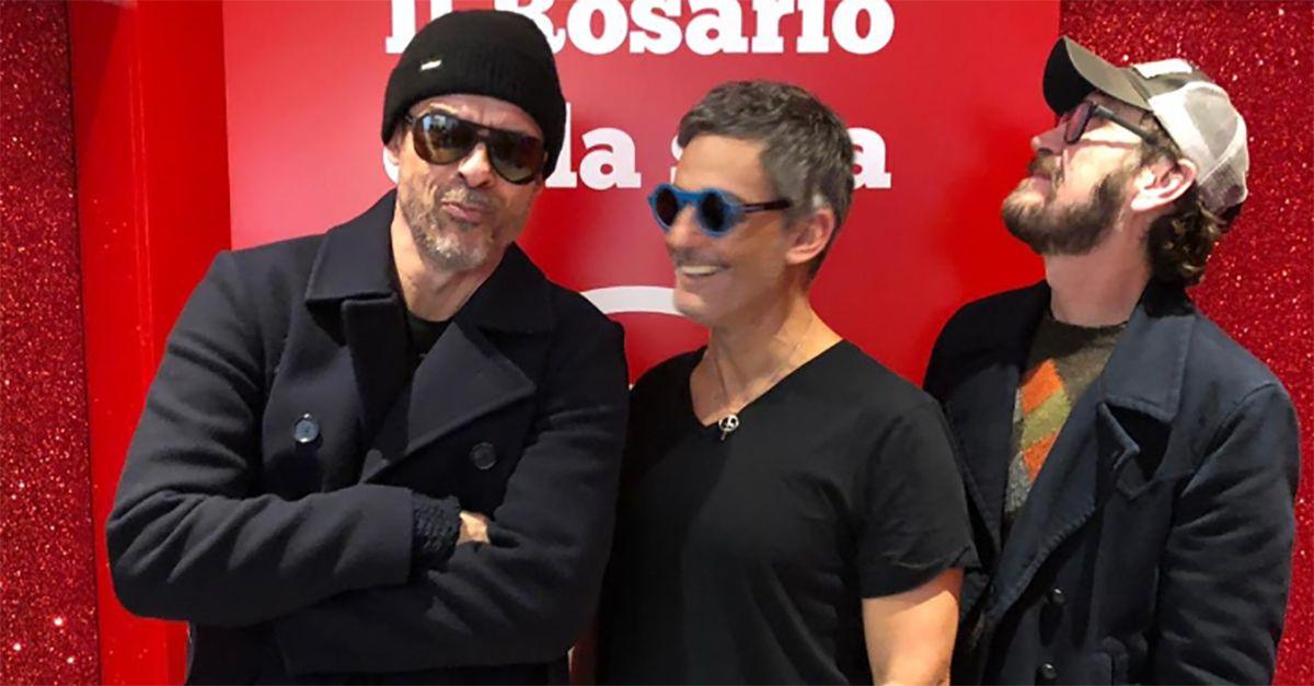 """Il Rosario della sera. Alessandro Gassman e Marco Giallini cantano """"Il gatto e la volpe"""""""