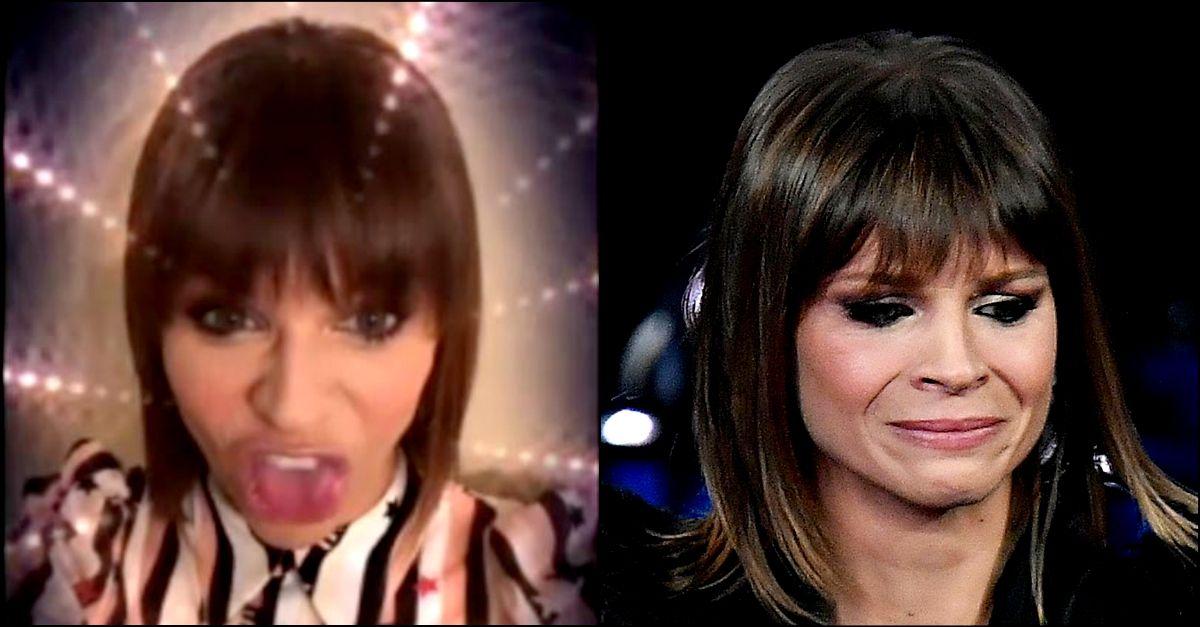 Sanremo, grande performance di Alessandra Amoroso (con ansia prima e lacrime dopo)