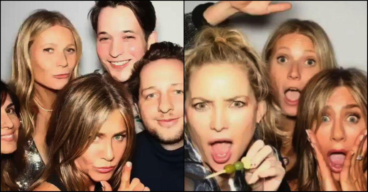 I 50 anni di Jennifer Aniston: alla festa c'era anche Brad Pitt (e non era l'unico ex)