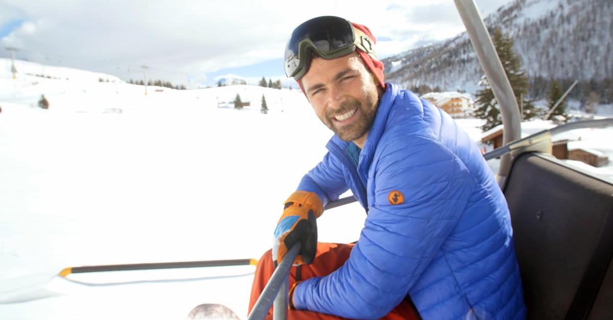 Deejay Xmasters, Snow Volley Marathon e Francisco Porcella: un trio perfetto per un weekend indimenticabile!