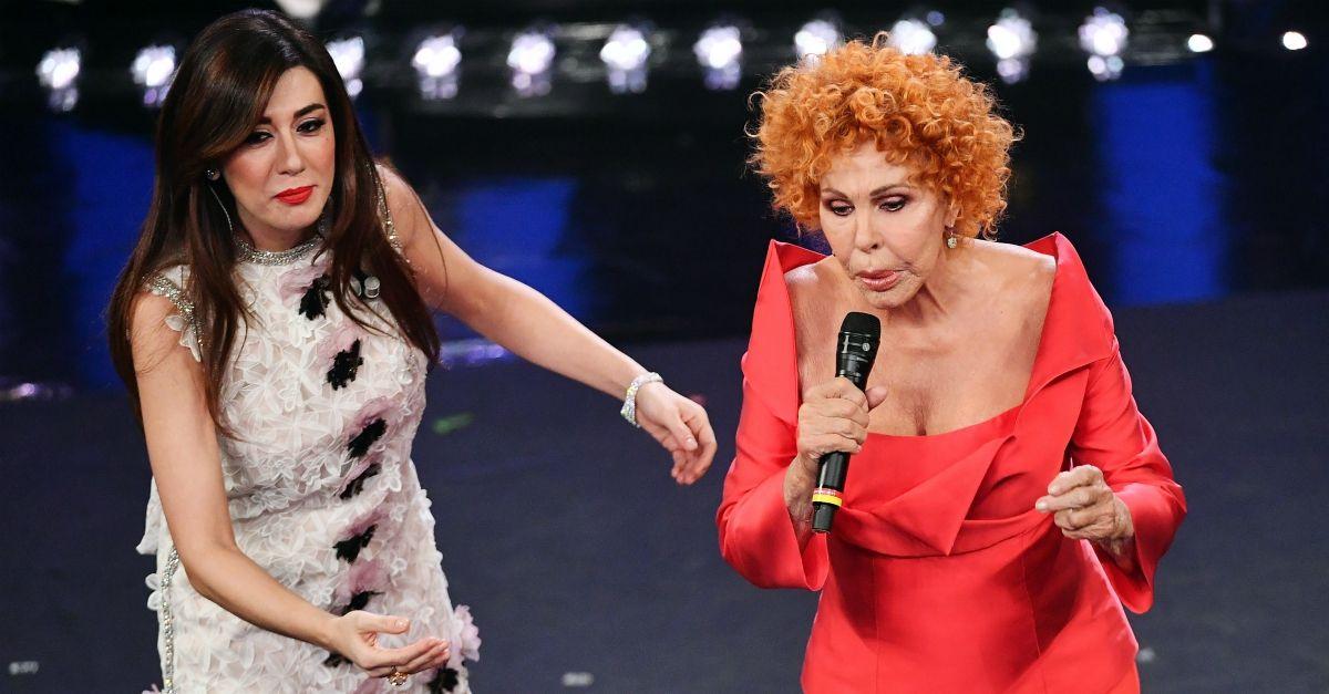 Ornella Vanoni show a Sanremo: parolaccia in diretta, autoironia e frecciatina alla Rai