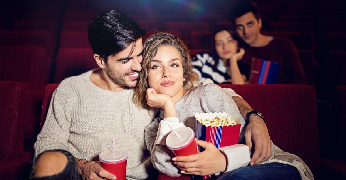 San Valentino, i consigli per gli innamorati che festeggeranno al cinema
