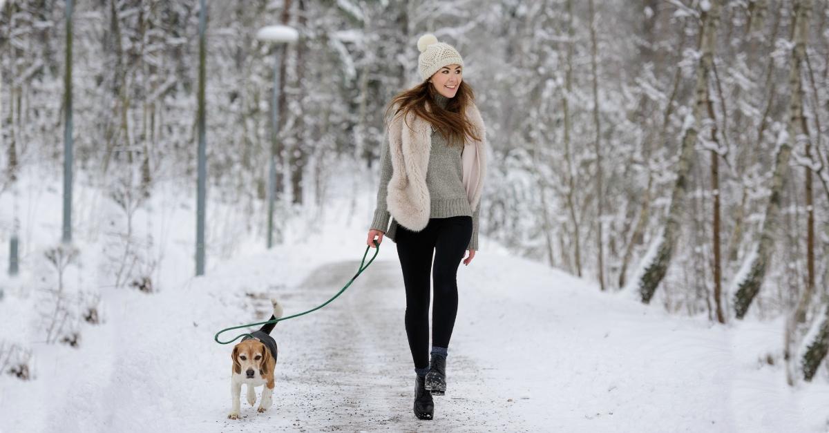 Camminare anche se fa freddo: ecco qualche consiglio