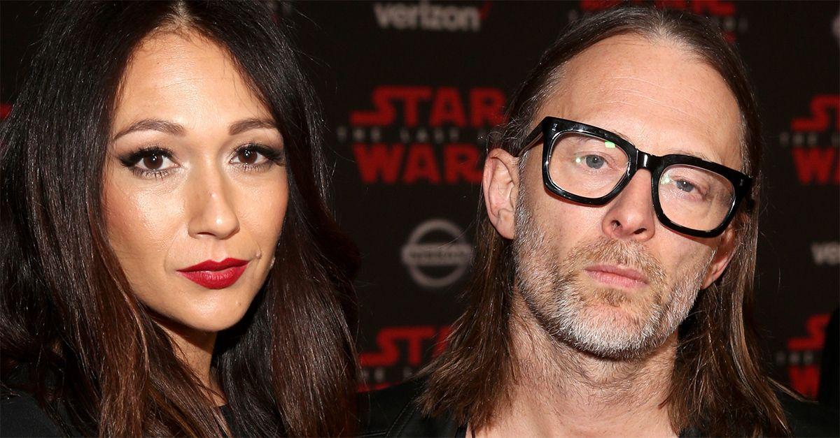 Chi è Dajana Roncione, la neo moglie italiana di Thom Yorke dei Radiohead