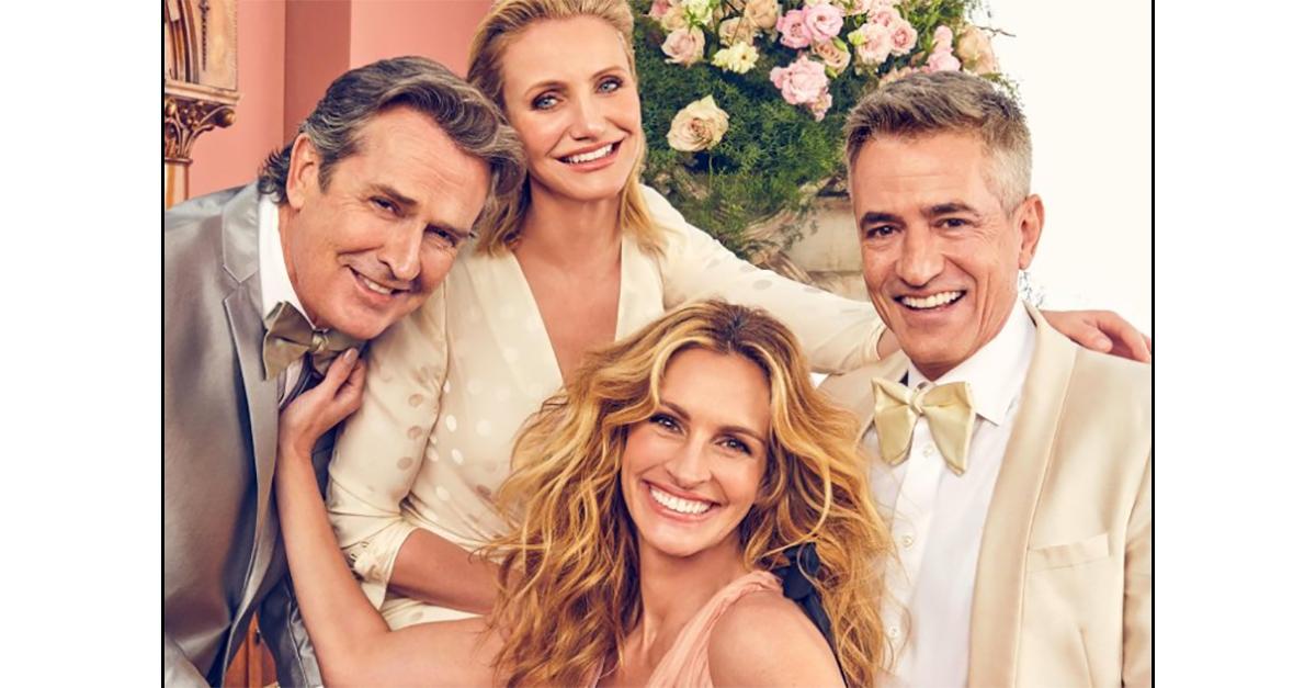 Il matrimonio del mio migliore amico, la reunion del cast dopo 22 anni