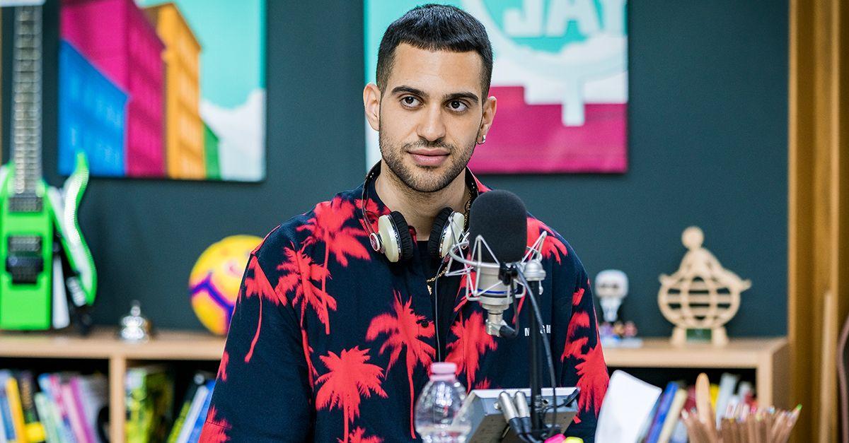 """""""La mia musica? E' marocco pop"""": Mahmood a Deejay chiama Italia"""
