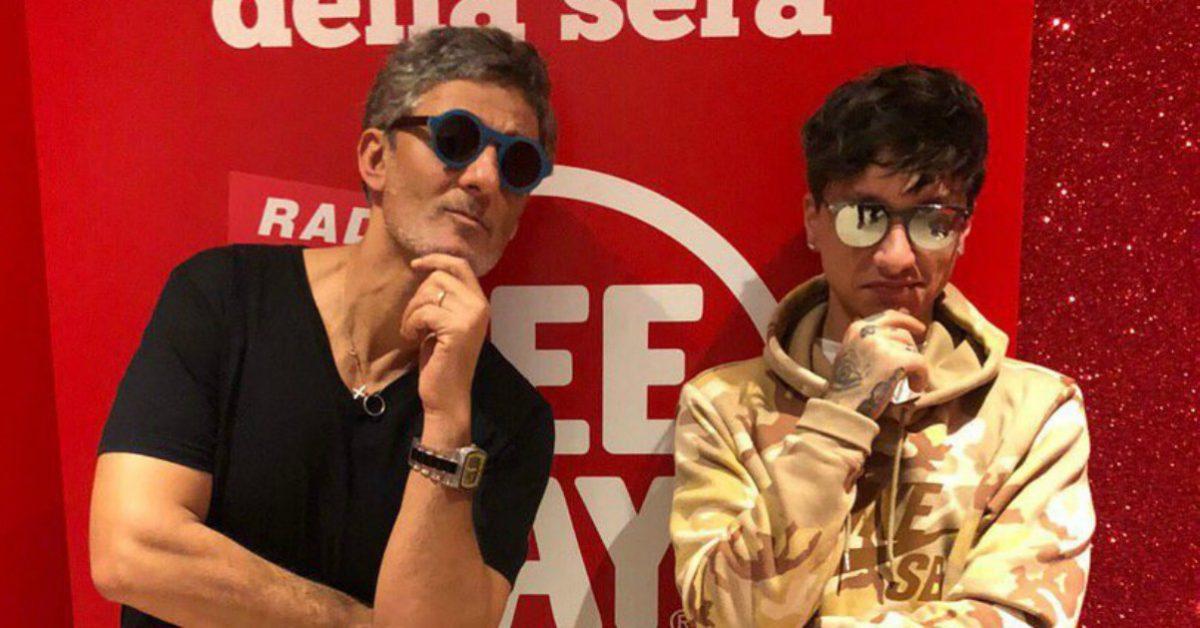 Ultimo da Fiorello si pente con i Thegiornalisti per la polemica a Sanremo