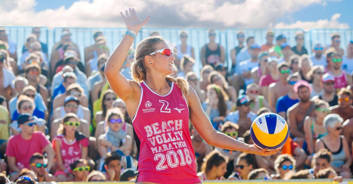 Mizuno Beach Volley Marathon torna a Bibione dal 24 al 26 maggio con un'edizione da record!