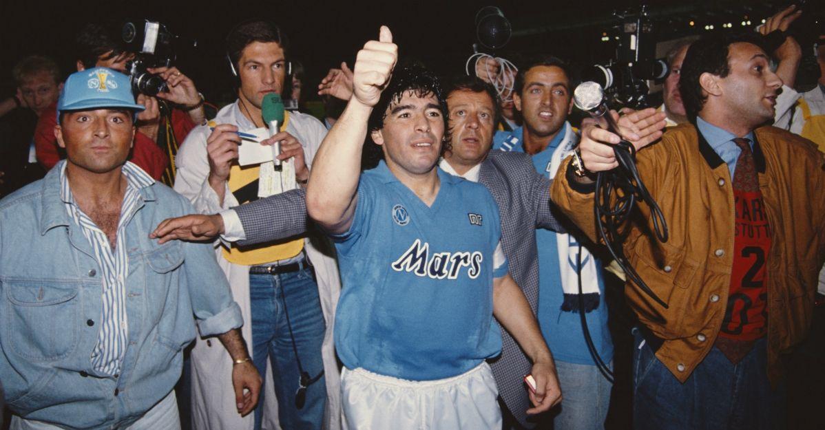 """""""Ho spiato Maradona 2 anni per conto del Napoli Calcio"""". Parla l'investigatore privato"""
