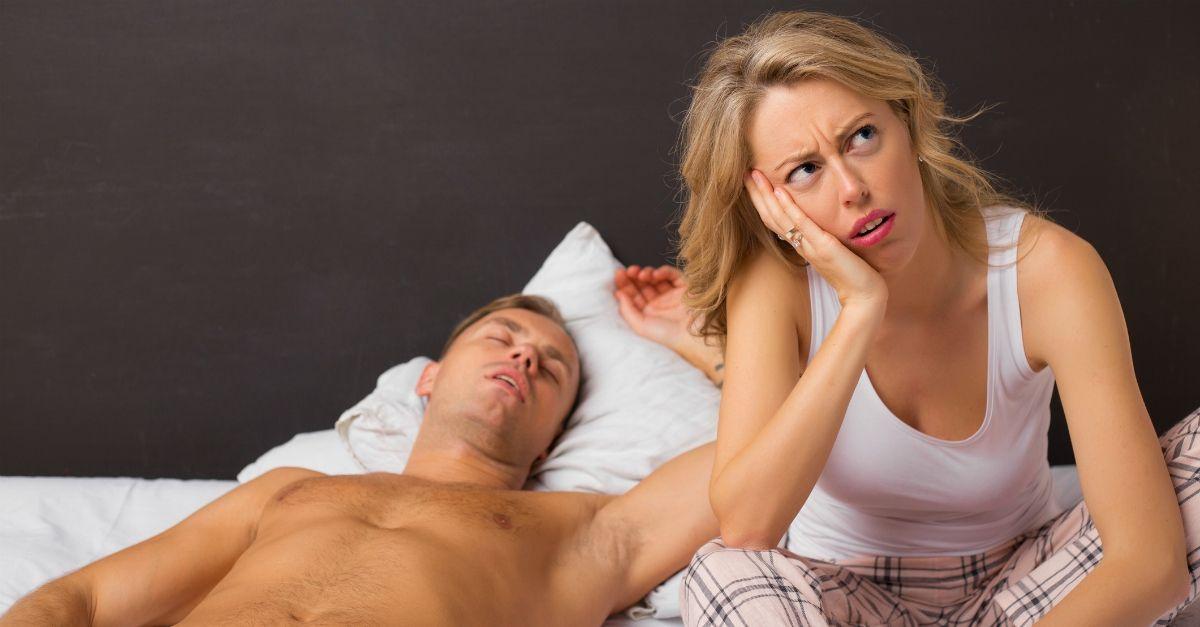 Uomini a letto: come si fa a ridurre l'attesa tra primo e secondo round?