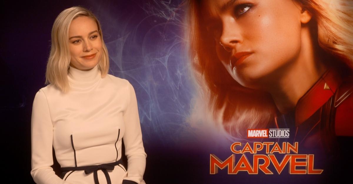 """Captain Marvel, Brie Larson: """"Le donne devono smettere di chiedere scusa per tutto"""""""