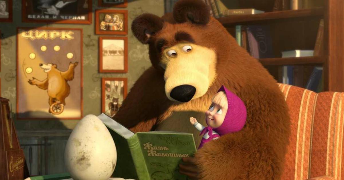 Masha e orso i nuovi episodi in arrivo: una puntata dedicata all